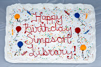 Simpson Public Library 50TH Birthday Party