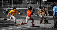 UA Baseball; Bees vs the Chuckers; 4/23/16
