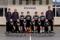 Team Picture-Mechanicsburg 5th Grade Travel Team