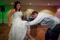 Reception-Bouquet & Garter Tosses